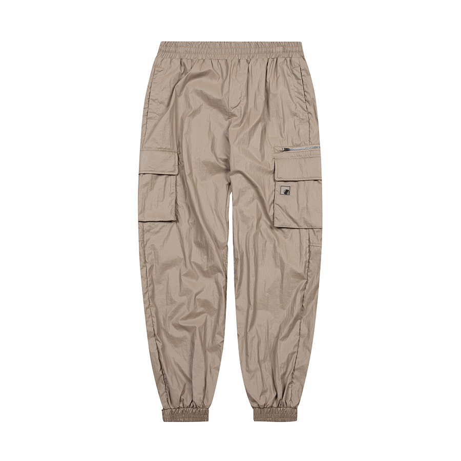 Utility Joggers Beige