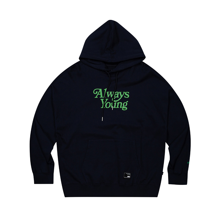 Always Young Hoodie Navy